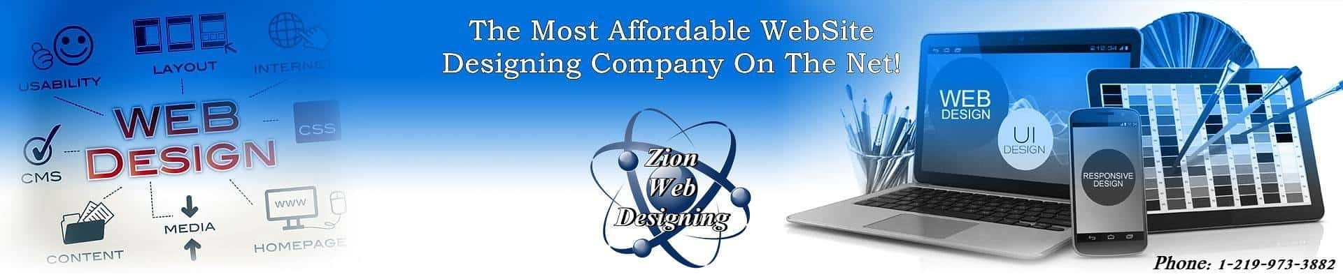Web Design You Can Afford | Affordable Web Design